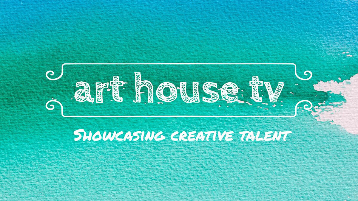 Art TV YouTube channel art
