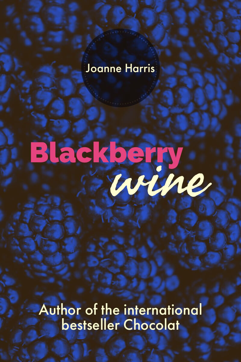 Blackberry Wine book cover