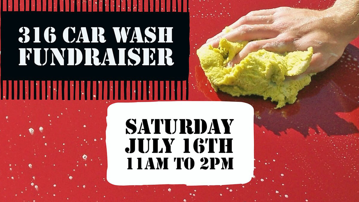 Car Wash Fundraiser Flyer