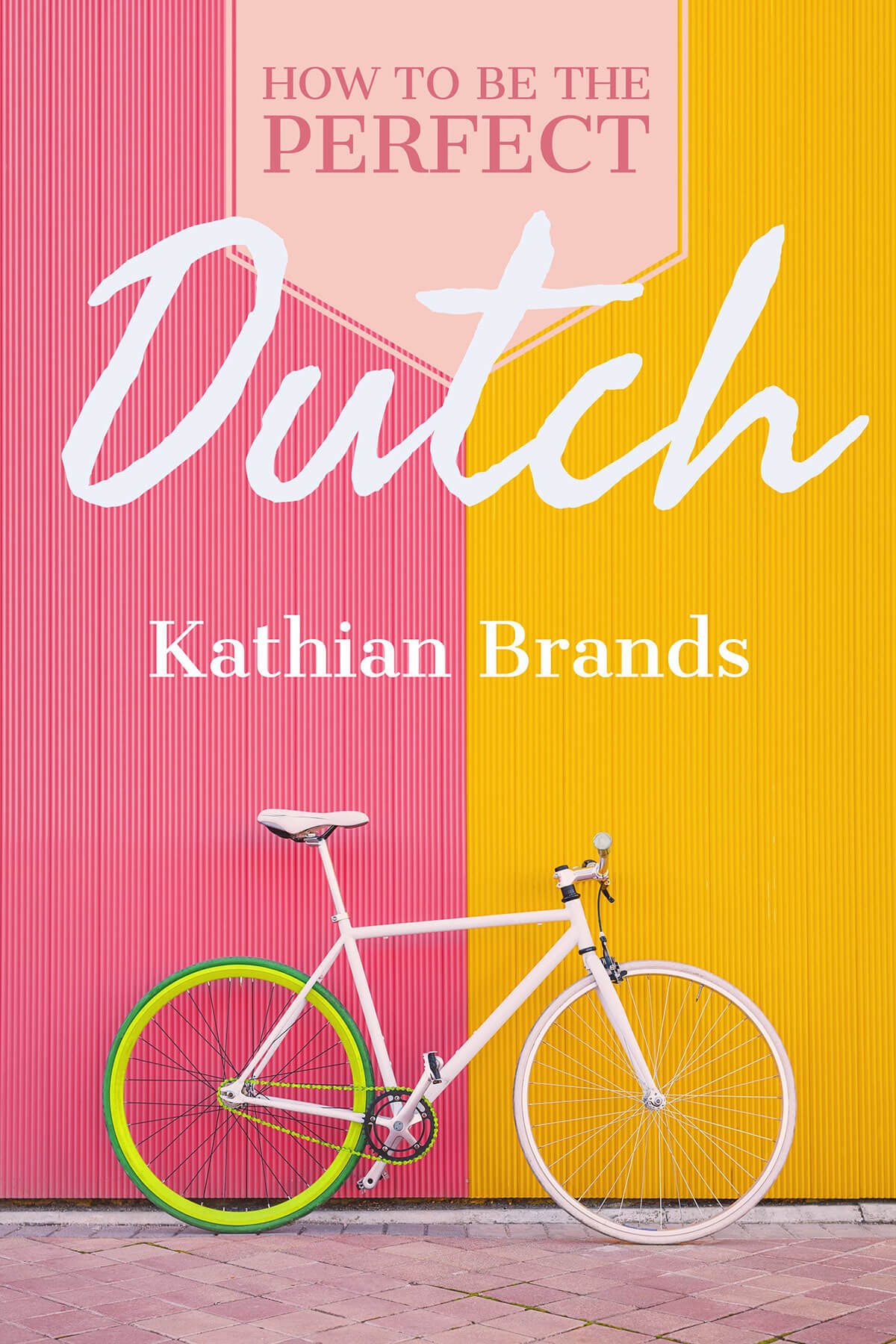 Custom Dutch book cover