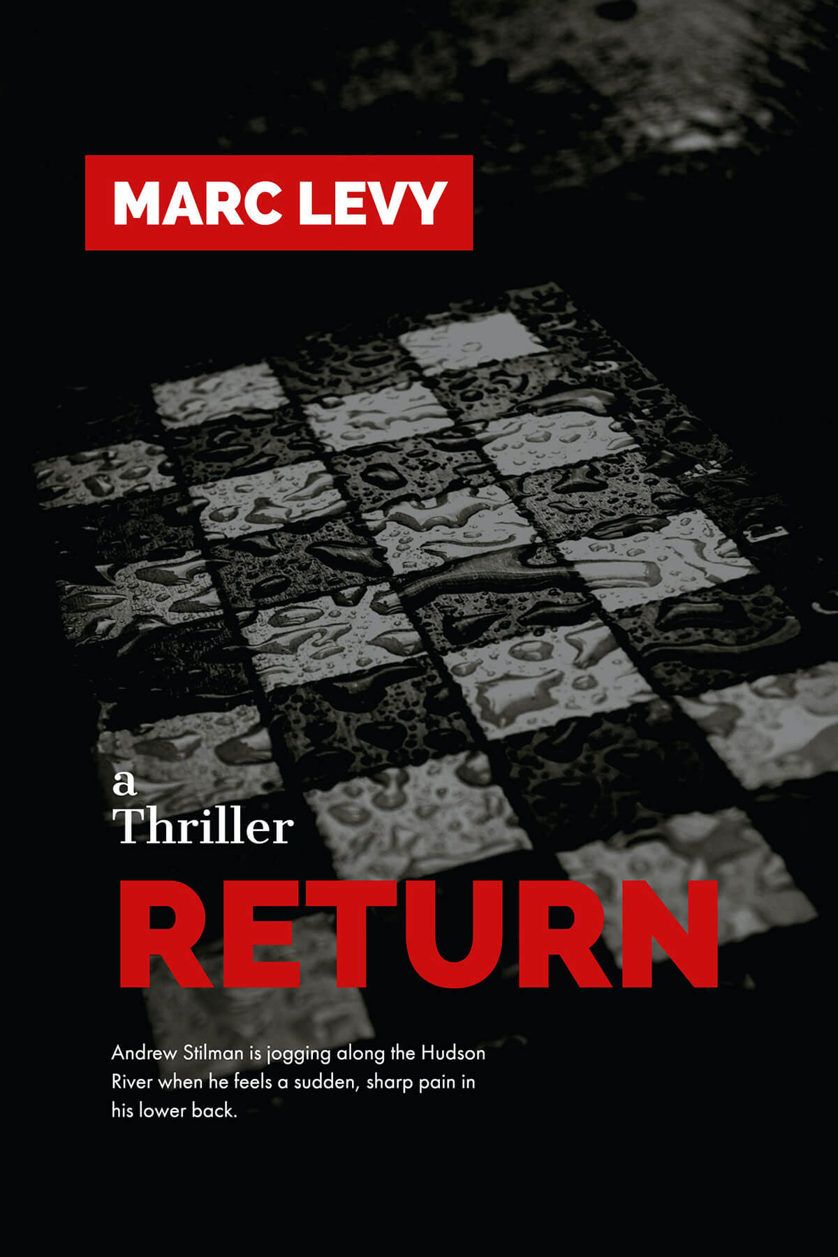 Thriller Return book cover